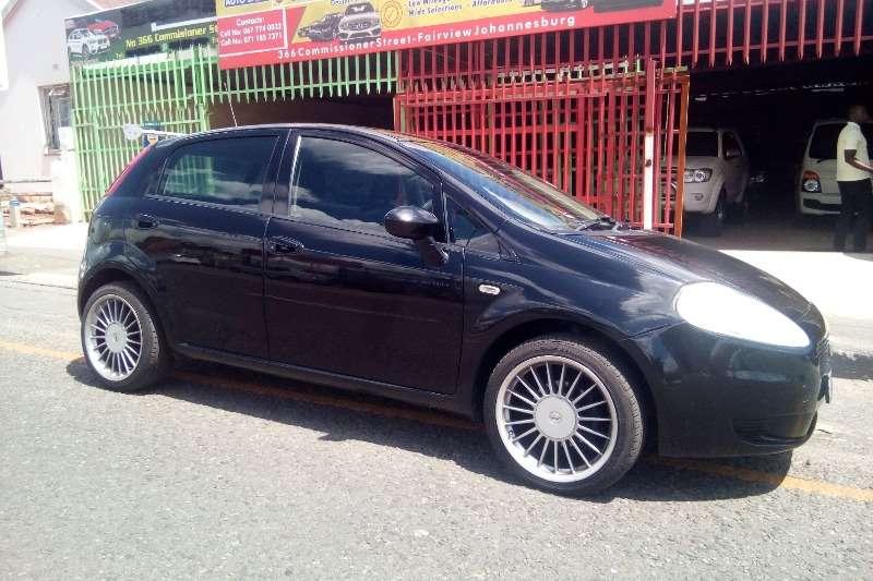 2010 Fiat Punto Grande  1.4 5 door Dynamic