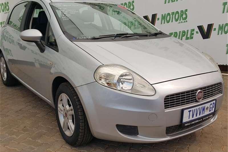 2009 Fiat Punto Grande  1.4 5 door Dynamic