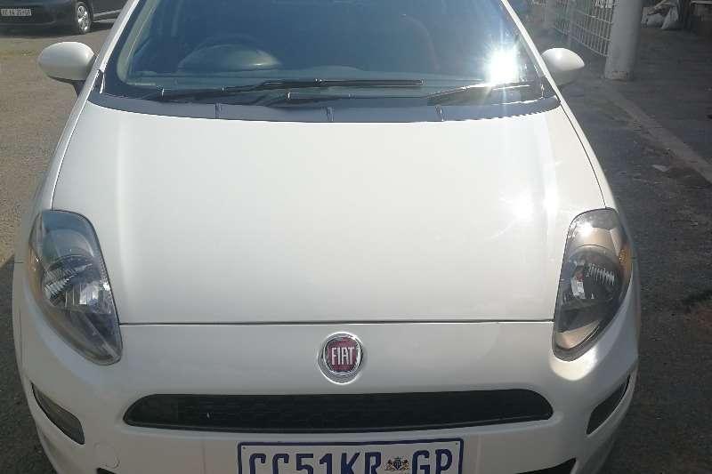 2012 Fiat Punto 1.2 16V Active