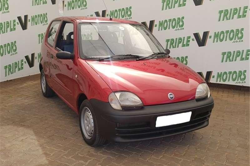 Fiat Seicento S 2001