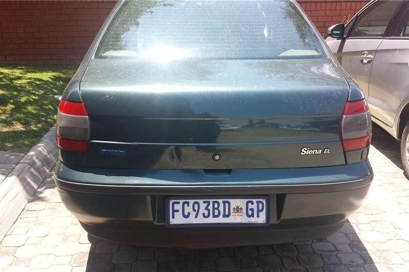 Fiat Siena 1.2 EL 2000