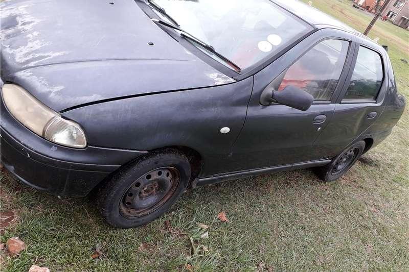 Fiat Siena 1.6 EL 2000