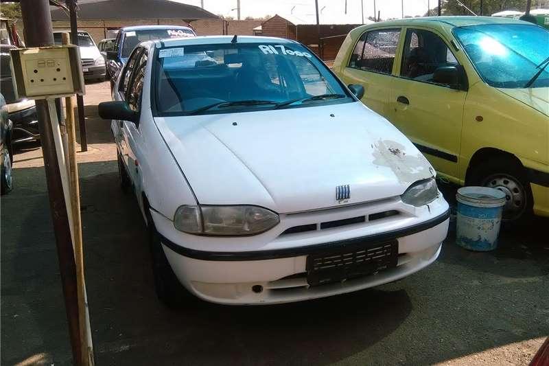 Fiat Siena 1.6 EL 2002