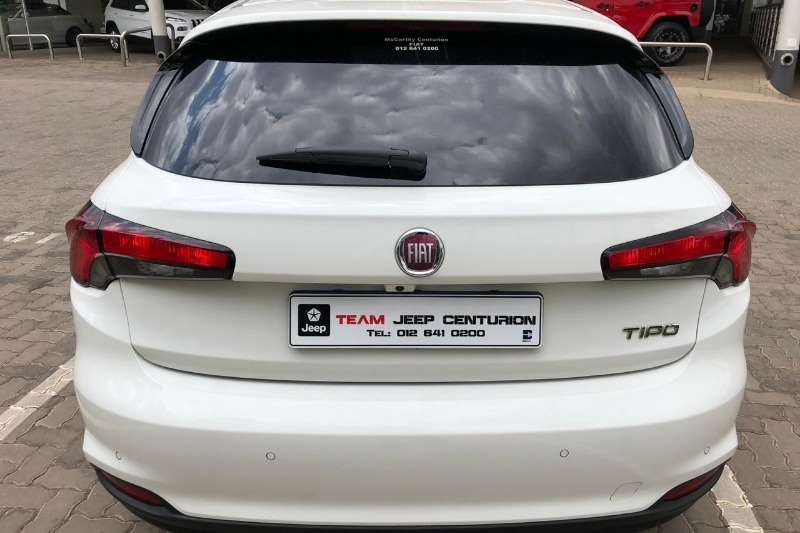 Fiat Tipo hatch 1.4 Easy 2018
