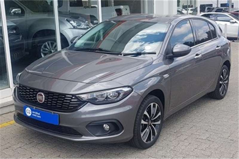 Fiat Tipo hatch 1.4 Lounge 2018