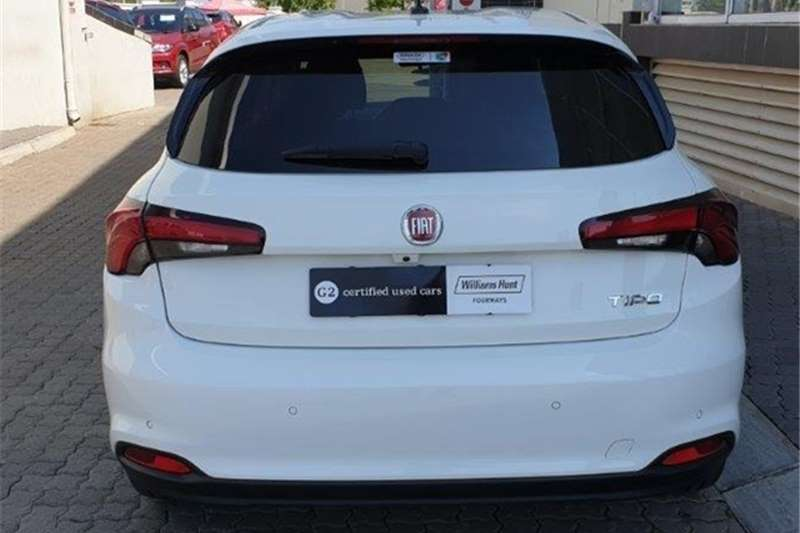Fiat Tipo hatch 1.4 Lounge 2020