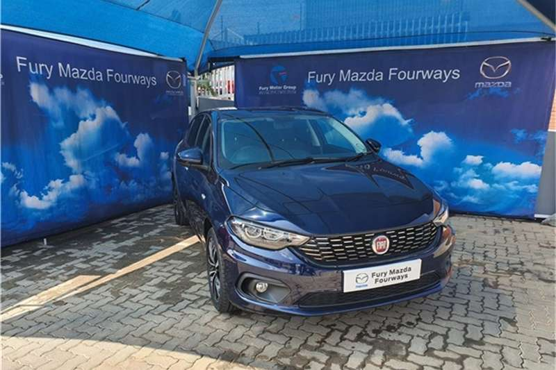 2019 Fiat Tipo hatch 1.4 Lounge