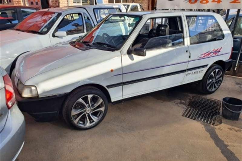 Fiat Uno 1100 manual 1997