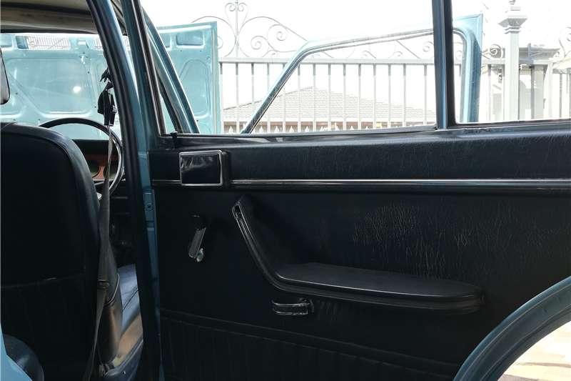 Fiat X1/9 1975