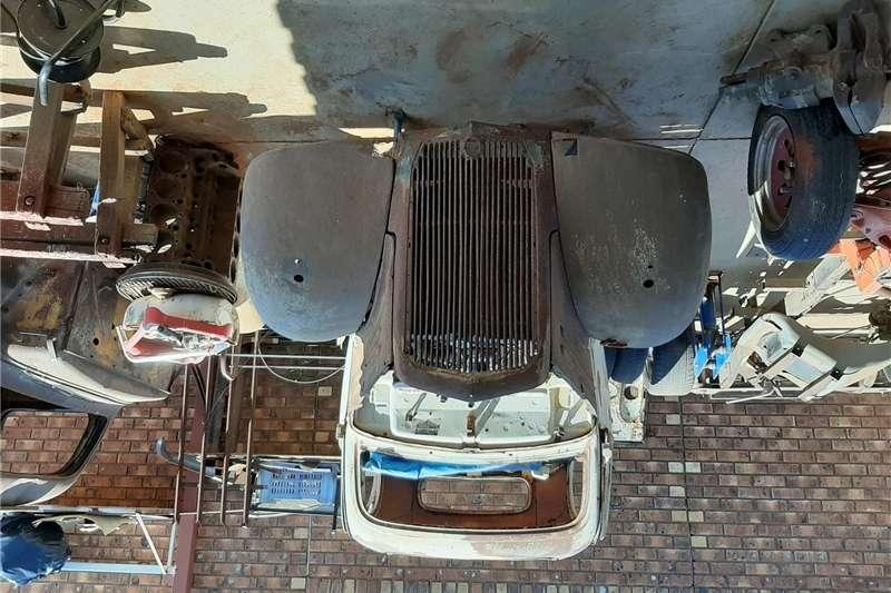 Ford Anglia 1948