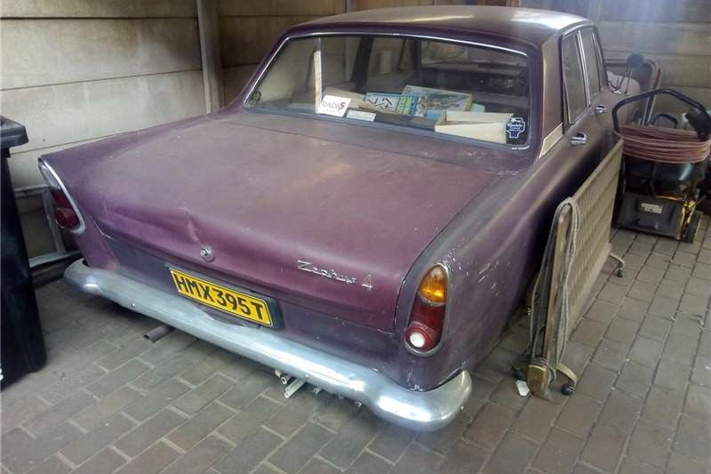 Ford Anglia 1964