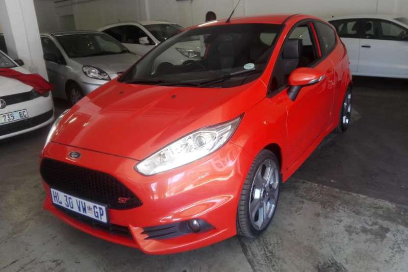 Ford Anglia Ford Fiesta ST 2018
