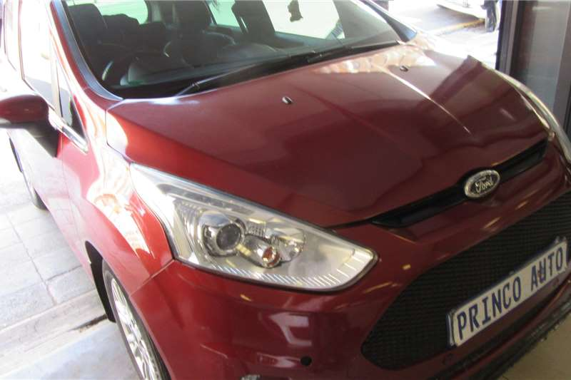Ford B-Max 1.0 Ecoboost 2016