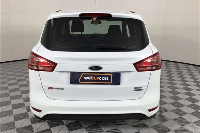 Ford B-Max 1.0T Ambiente 2016