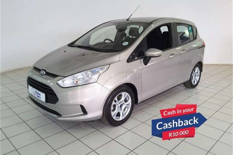 Ford B-Max 1.0T Trend 2015