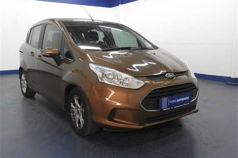 Ford B-Max 1.0T Trend 2017