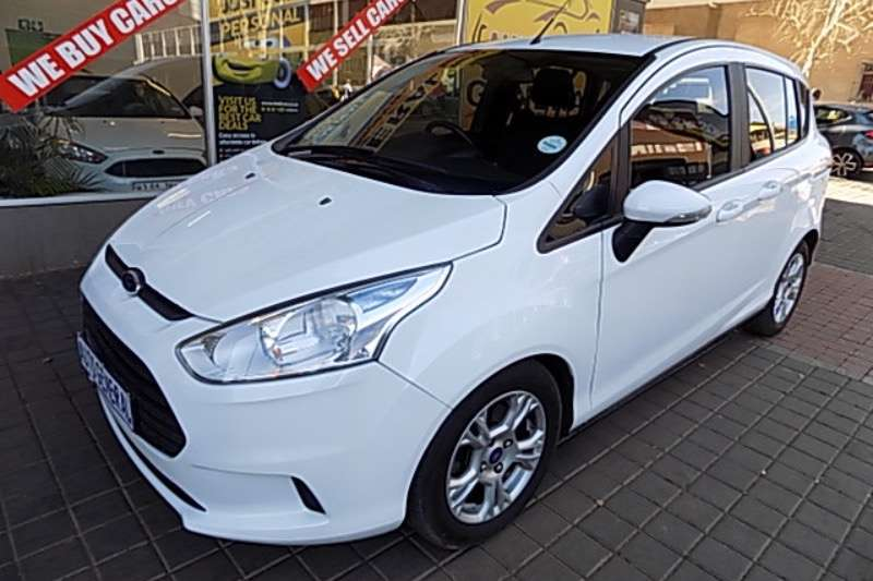 2016 Ford B-Max 1.0T Trend