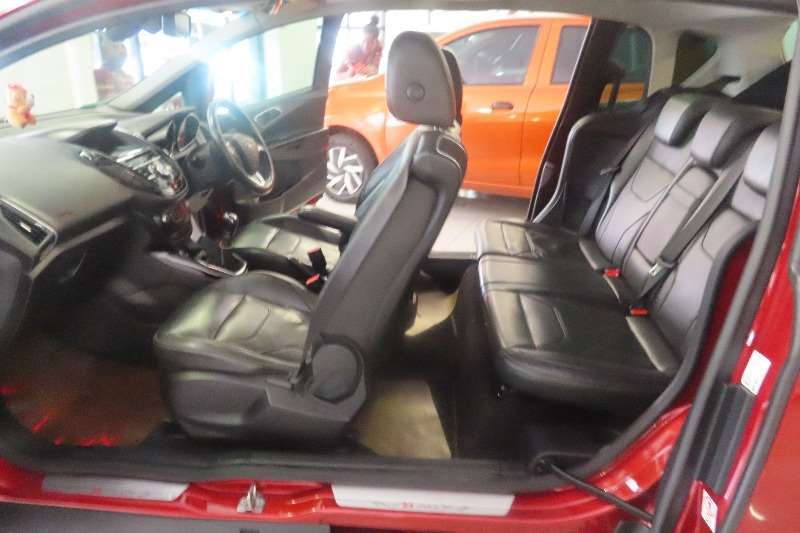 2016 Ford B-Max 1.0T Titanium