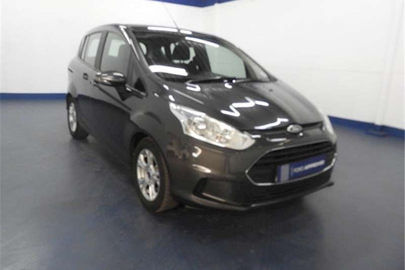 2017 Ford B-Max 1.0T Trend