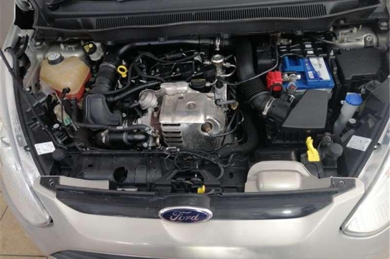 2017 Ford B-Max 1.0T Titanium