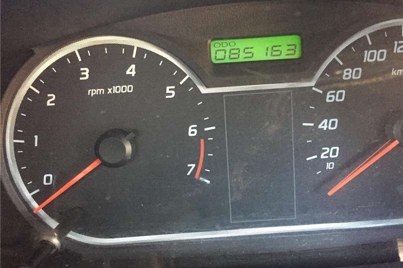 Ford Bantam 1.3i (aircon) 2011