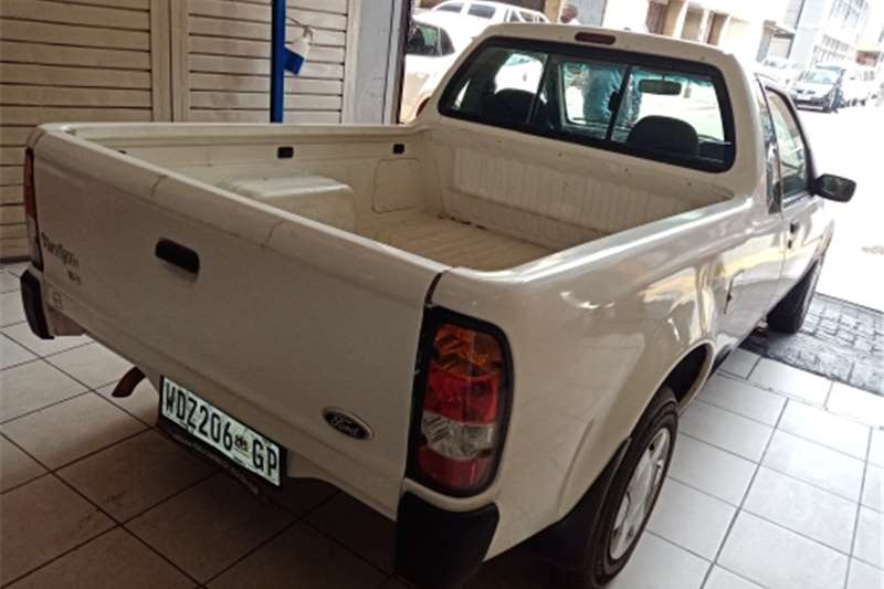 Ford Bantam 1.3i MONTANA P/U S/C 2008
