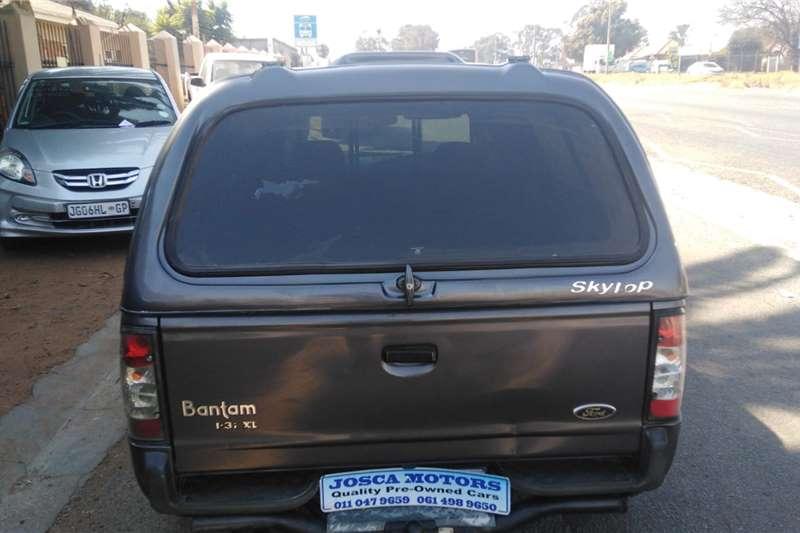 Used 2006 Ford Bantam 1.3i XL