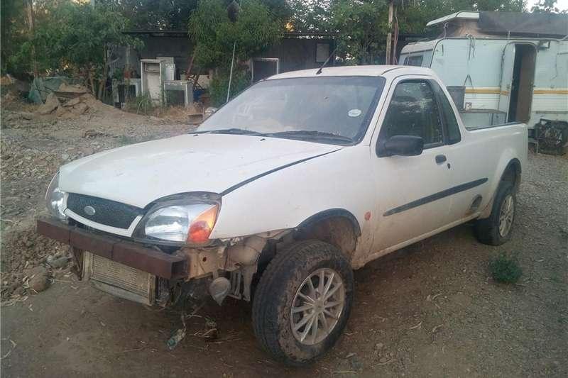 Ford Bantam 1.4TDCi (aircon) 2007