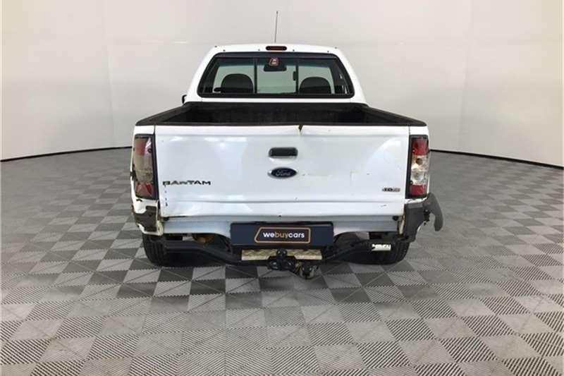 2011 Ford Bantam Bantam 1.4TDCi (aircon)