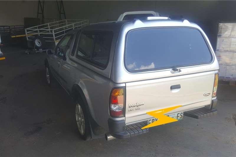 Ford Bantam 1.6i XLE 2012