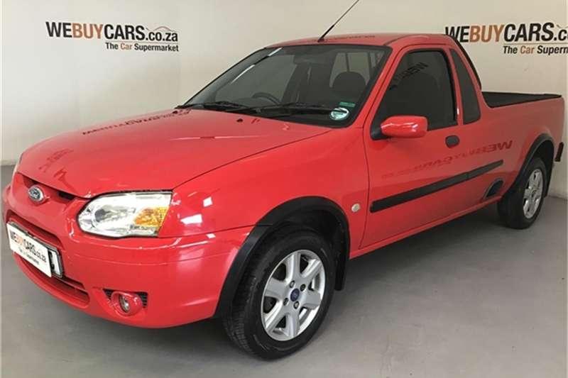 Ford Bantam 1.6i XLT 2011