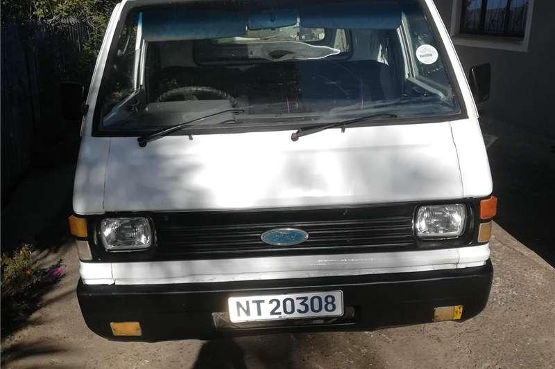 Ford Bantam 1993