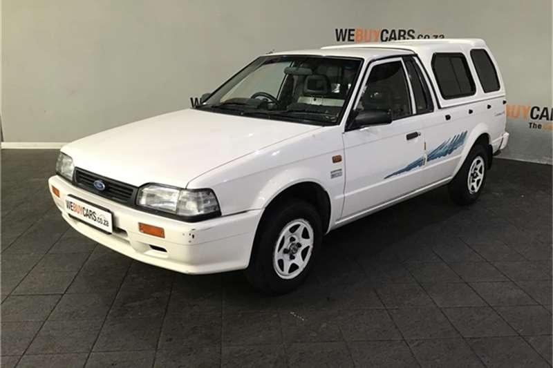 Ford Bantam 2002