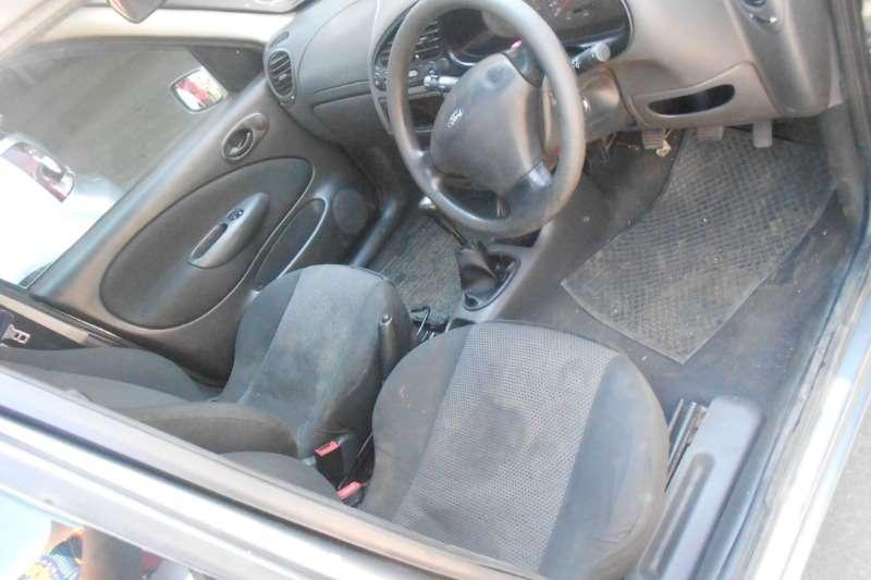 2008 Ford Bantam