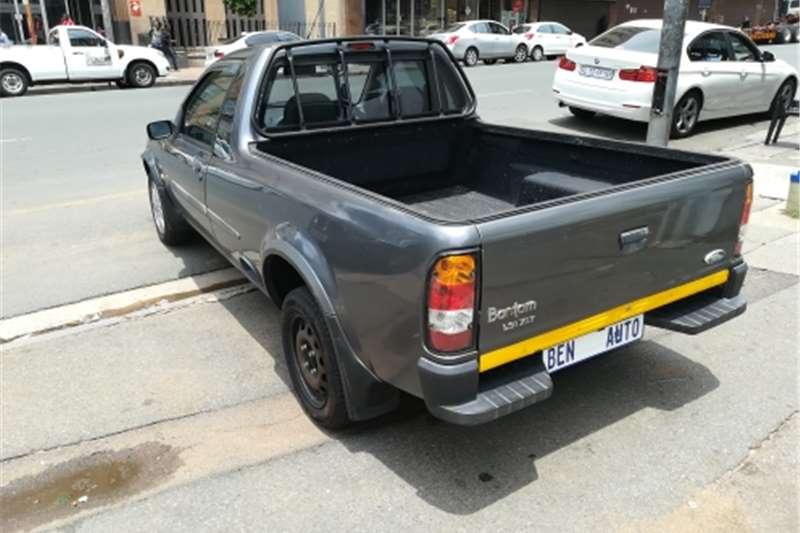 2009 Ford Bantam 1.6i XLT