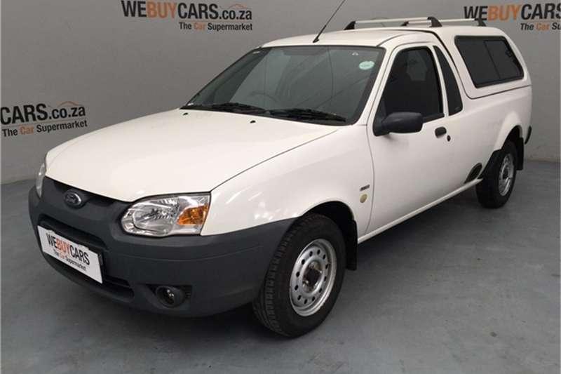 2009 Ford Bantam 1.4TDCi (aircon)