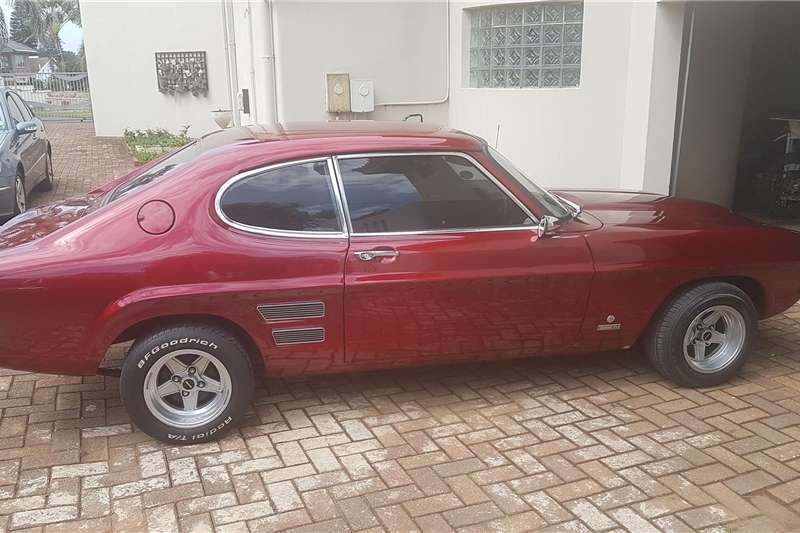 Ford Capri Cars For Sale In South Africa Auto Mart