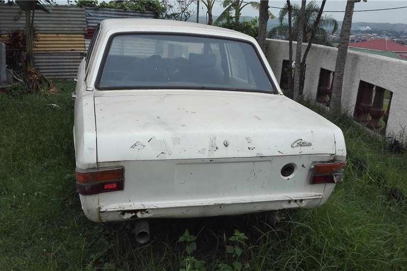 Ford Cortina 1966