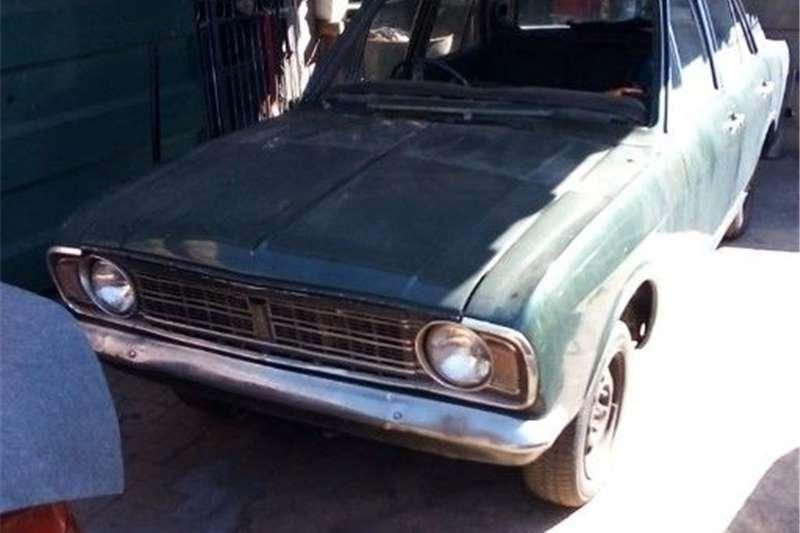 Ford Cortina 1969