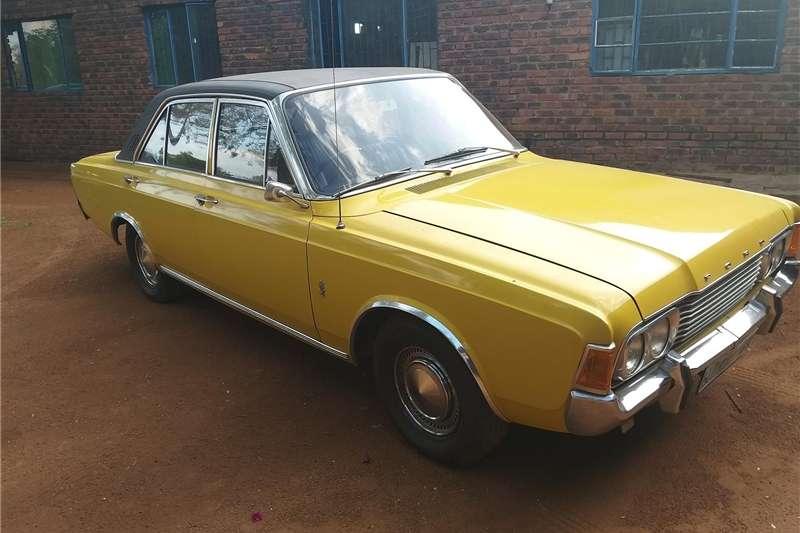 Ford Cortina 1972