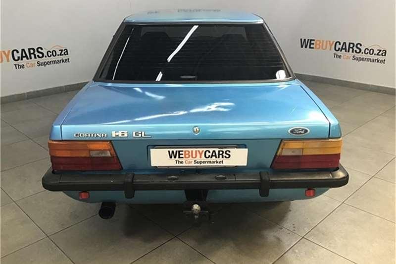 Ford Cortina 1980