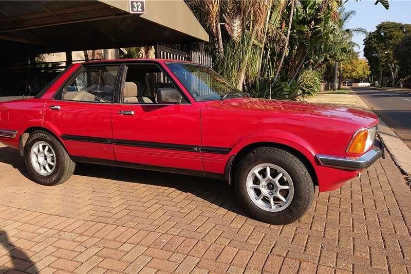 Ford Cortina 1983