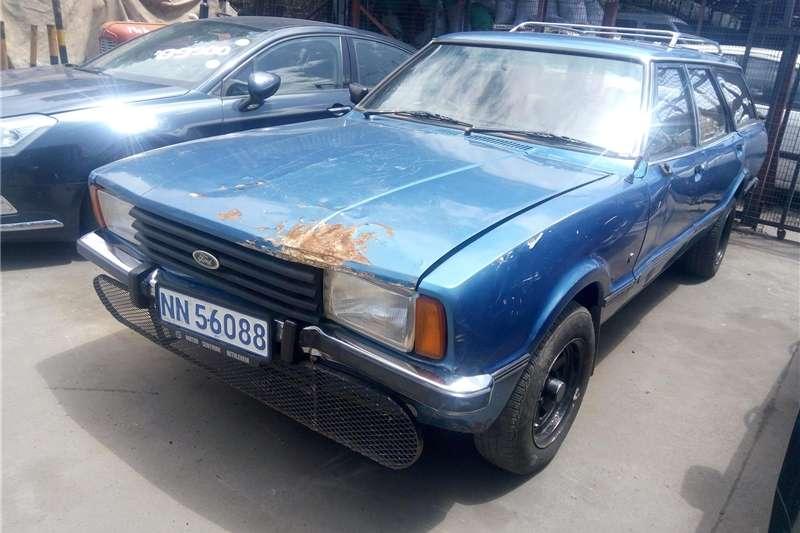 Ford Cortina 1984