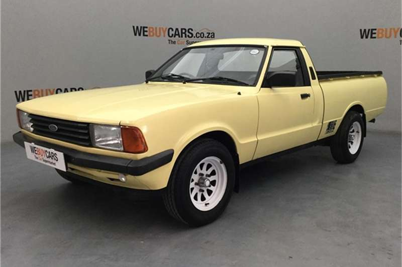 Ford Cortina BAKKIE 1980