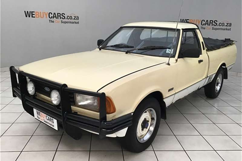 Ford Cortina BAKKIE 1981