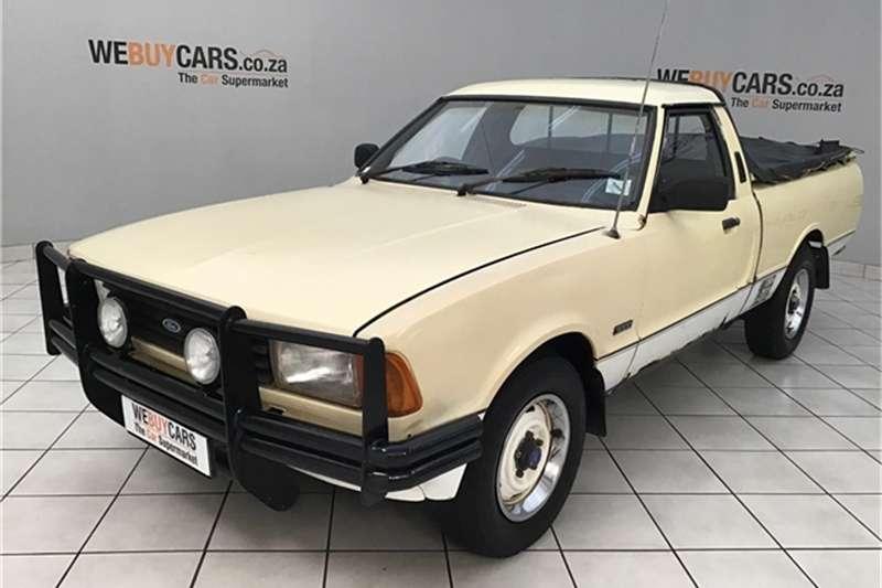 Ford Cortina BAKKIE 1981