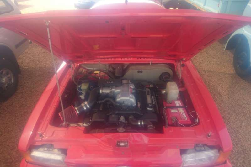 Ford Cortina V8 1980