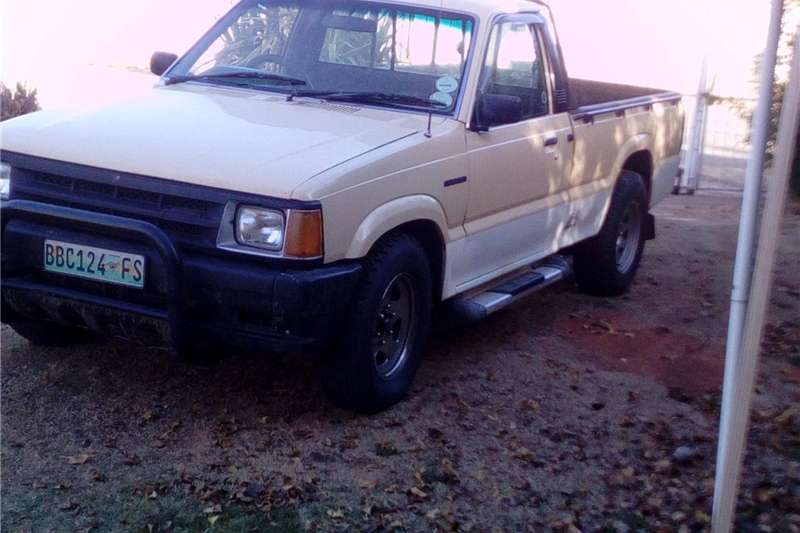 Ford Courier 1987