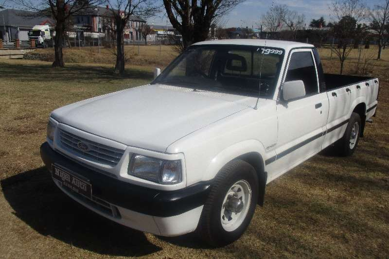 Ford Courier Cars For Sale In South Africa Auto Mart