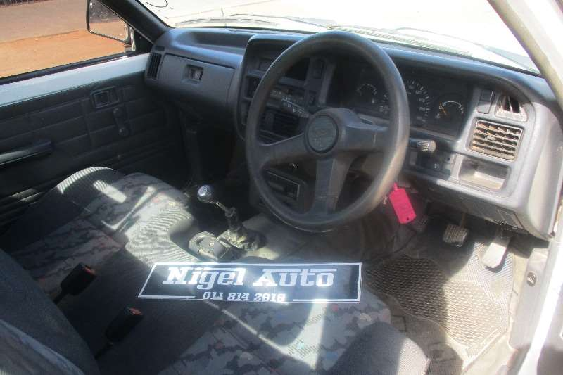 Ford Courier 2.2 LWB 1999